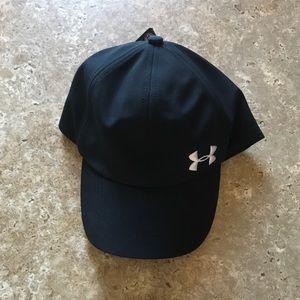 ⬇️ Under Armour Black Golf Baseball Cap